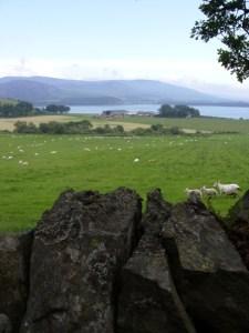 Fleet Loch - Lands End to John O'Groats - My End to End