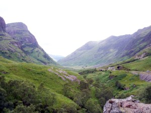 Image of Glen Coe 1 - Lands End to John O'Groats - My End to End