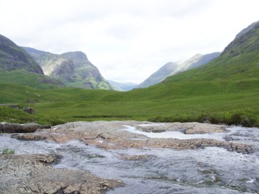 Image of Glen Coe 2 - Lands End to John O'Groats - My End to End