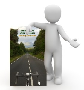 LEJOG - Buy Self Help Guide image