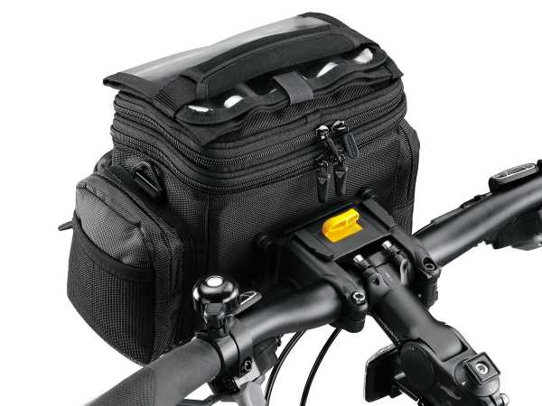 LEJOG What to Take - Image of Handlebar Bag