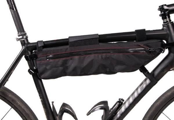 LEJOG What to Take - Image of Frame Bag