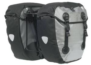 LEJOG What to Take - Image of Pannier Bags