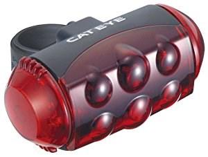 LEJOG Lights - Image of Cateye HI-Ld 1100