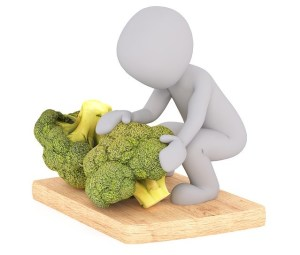 Image of Brocolli - Lands End to John O'Groats - What to eat riding LEJOG