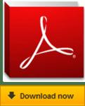 Adobe logo for lejog website