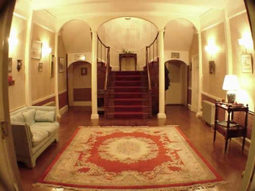 Nichols Nymet House stairs