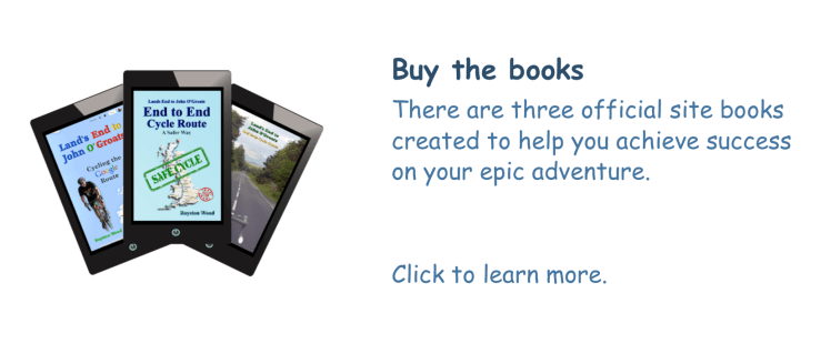 Lands End to John O'Groats Cycle Route Guide Slider Image 10 - Buy the books