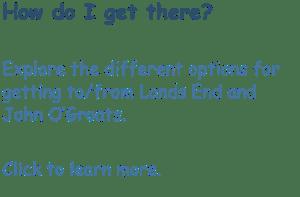 Lands End to John O'Groats Slider Image - How do I get to Land's End and from John O Groats