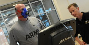 Training for Lands End to John O Groats cycling - VO2 max test