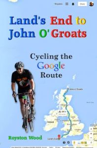 Image of Front cover of Google Route Book