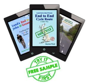 Image for Lands End to john O'Groats Guide Books - Free Samples