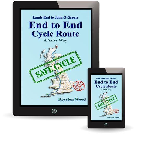 Cover Image for Lands End to John O'Groats Safer Way Cycling Guide Book