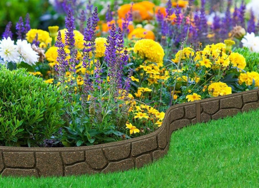 фото садовых дорожек и цветочных клумб снасть это одно