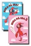 Kika på Ika 1&2 - DVD - för PRIVAT