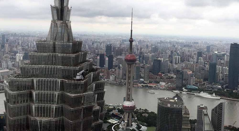 Shanghai peoples Park dating