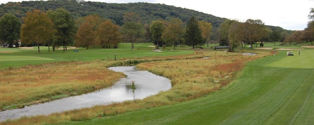 Saucon Valley Country Club Stream & Floodplain Restoration