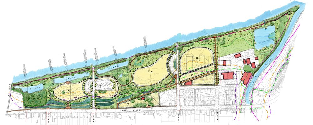 Green Master Plan Leads to Stormwater Improvements at the Wrightsville Riverfront Park