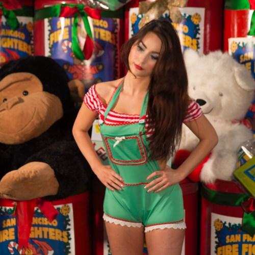 Gold Club's Naughty Santa helpers_-9