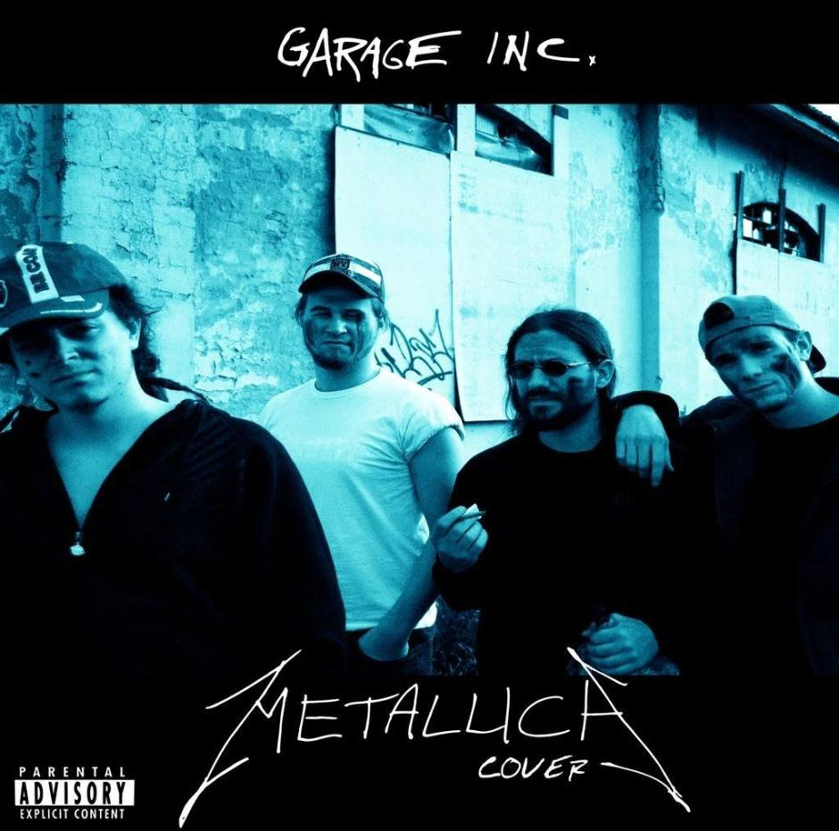 Lamont S Music Notes Nov 23 2018 Metallica Garage Inc L T World