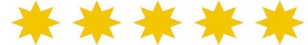 Sterne-Kategorien Unterkunft mit erstklassigem Komfort