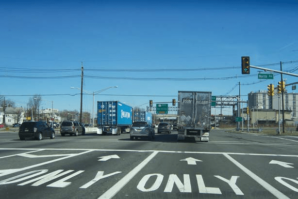 US Routes 1 & 9 Corridor Study