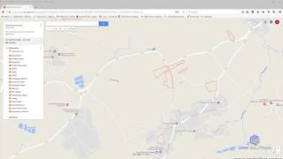 Feldstücke in Google Maps anzeigen – Landwirtschaft
