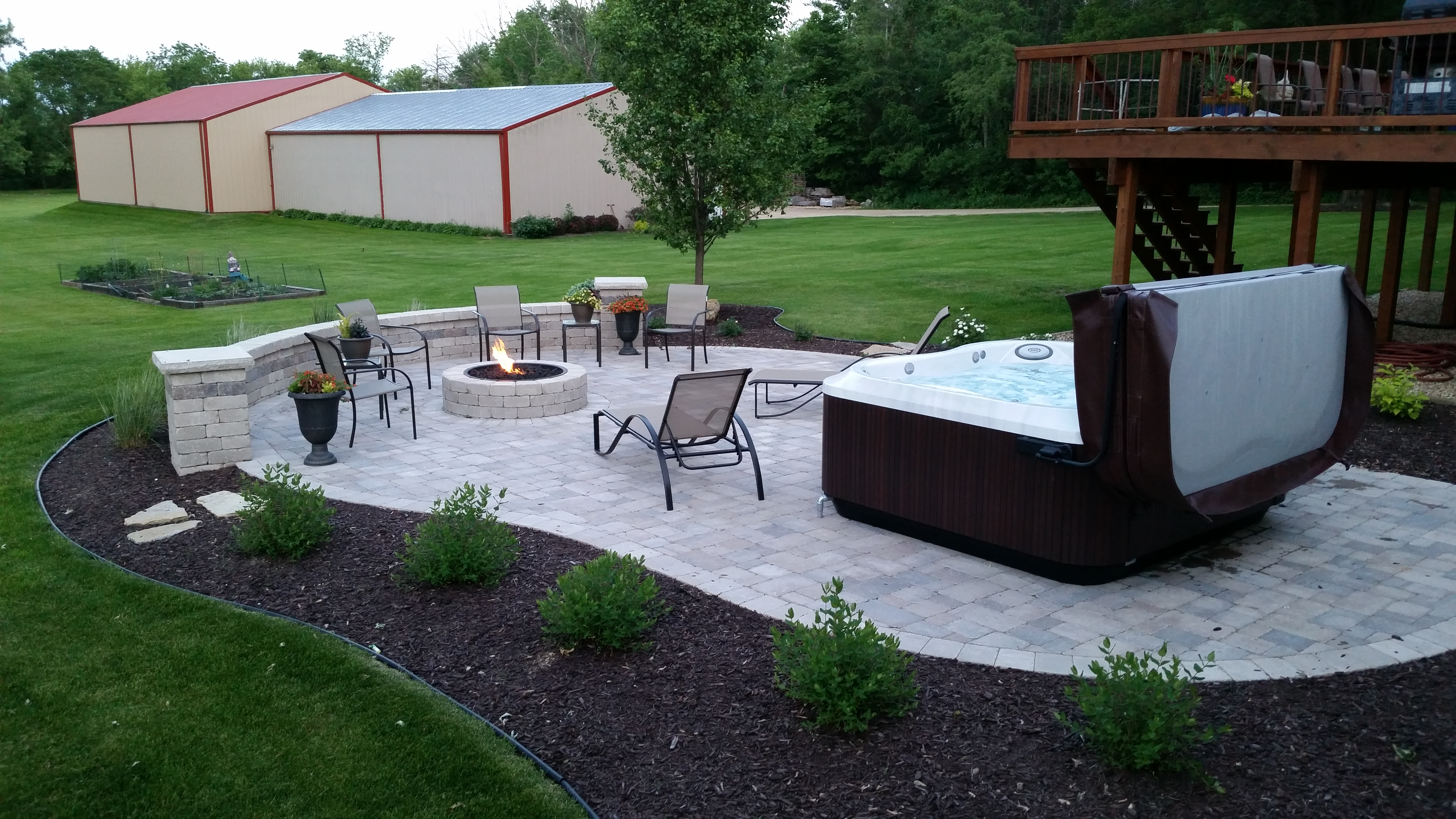 Immediate Care Rockford Il >> Landscape Design Rockford IL - Design and Installation