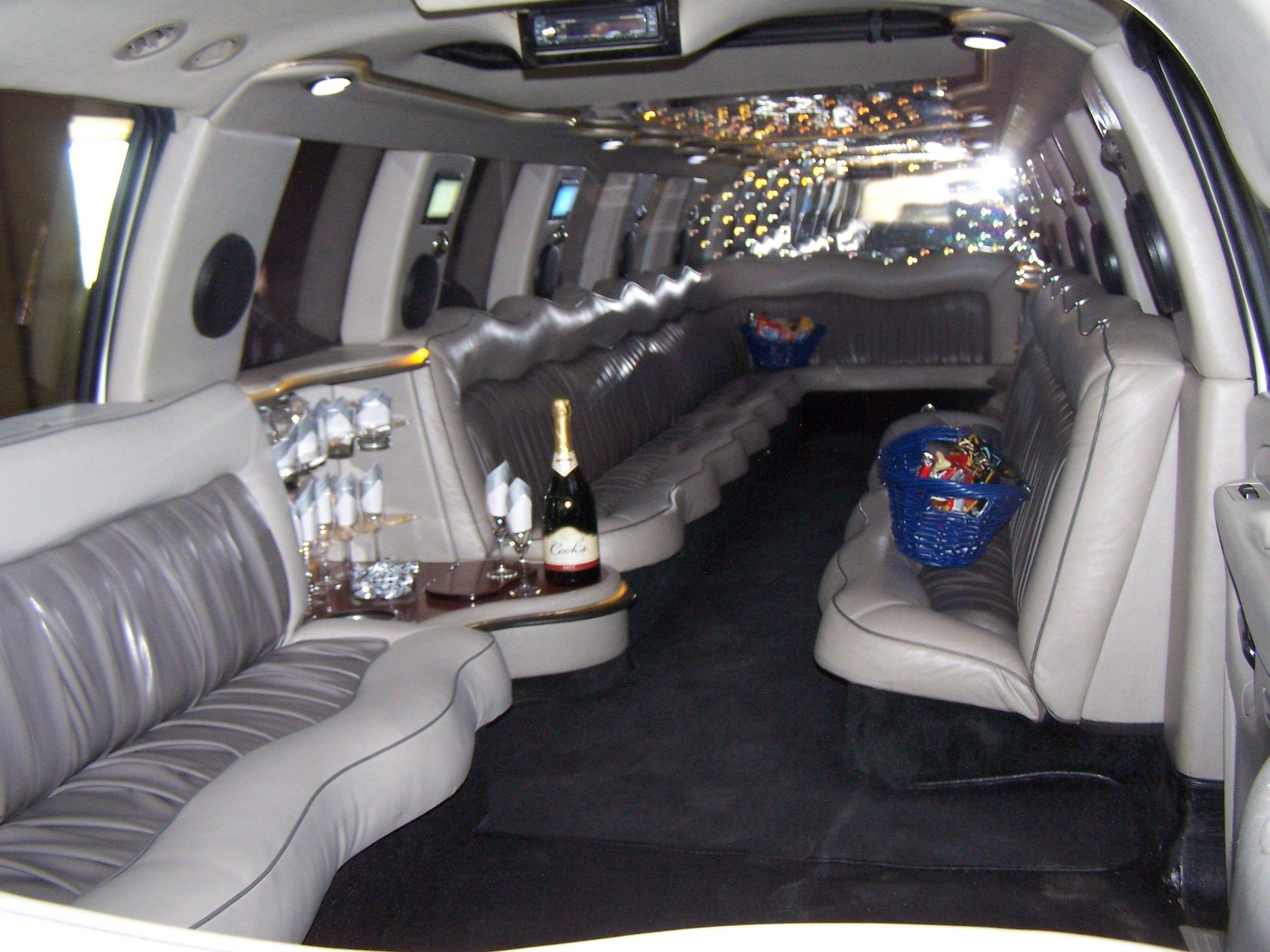 Cadillac Escalade SUV Super Stretch Limo