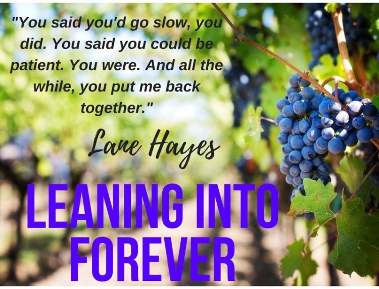 Leaning Into Forever-3