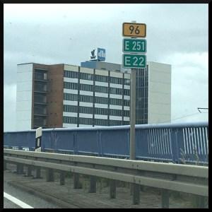 Ferienstraße Lane B96