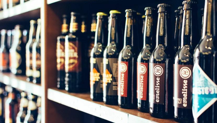 points de vente de bière