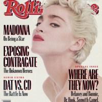 Rolling Stone Magazine love Madonna