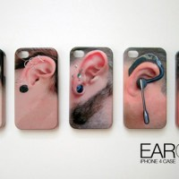 EARonic, unes fundes d'iPhone 4 per la cara