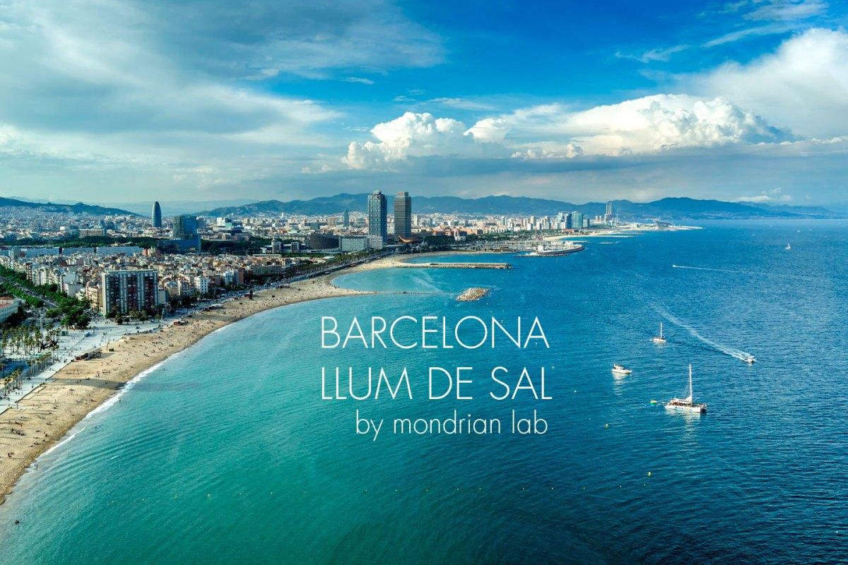 Barcelona Llum de Sal, el teaser (by Mondrian Lab)
