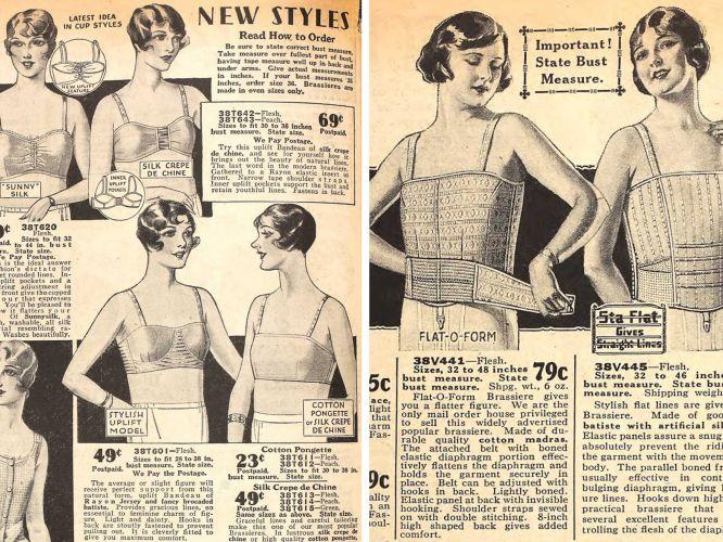 100 anys de la invenció del sostenidor