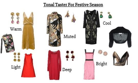 Tonal Taster Festive Season