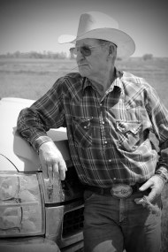 This photo was taken on a story tour I did as intern for Certified Angus Beef. A rancher in Western Wyoming, this photo captures the American Cowboy. This photo has been edited with Photoshop.