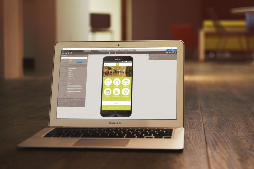 Applicazioni multipiattaforma per Carrefour Thiene
