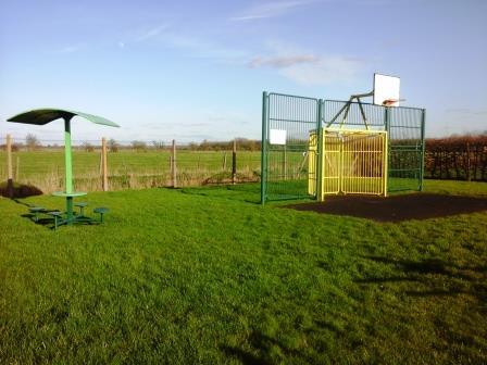 Barnstone Play Area Goal