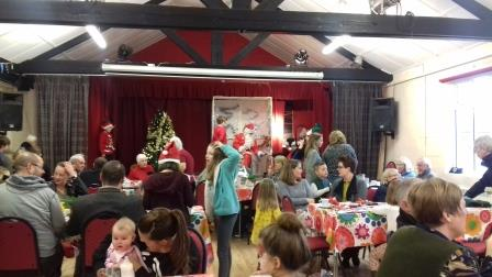 Vale Market Cafe Christmas 2016