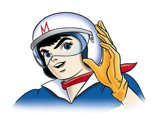 Speed Racer Wasn't Obese