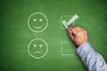 Positivity choice