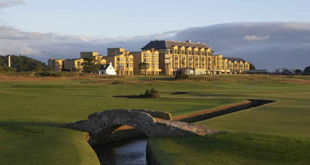 The Old Course St Andrews