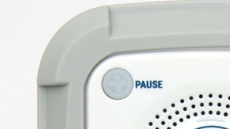 BC600 Pause