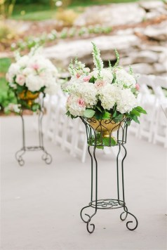 Romantic Blush Wedding Flowers, The Venue Chattanooga, Chattanooga Wedding Florist, Lang Floral Designs