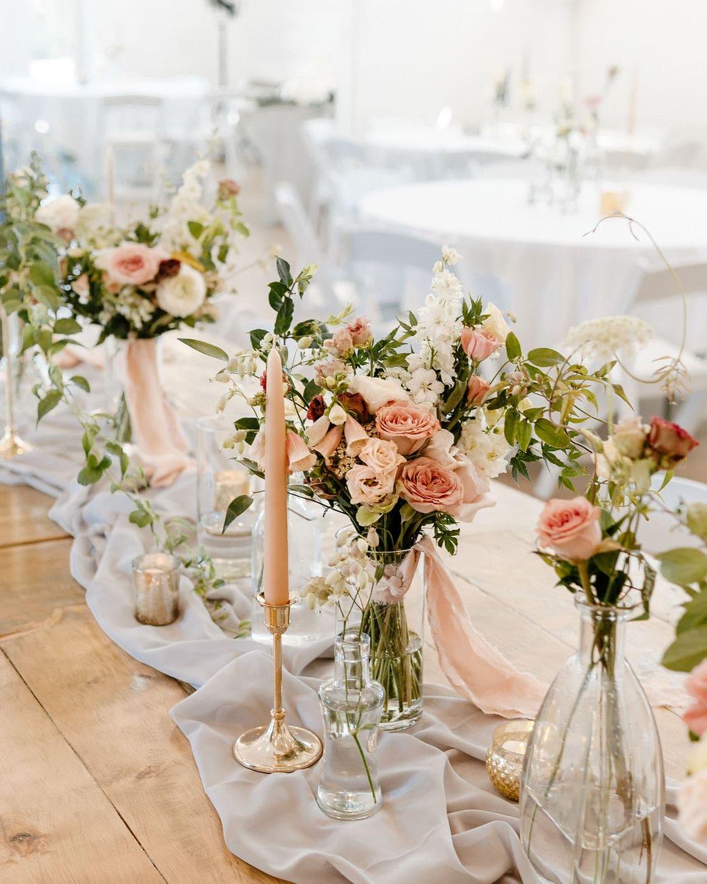 Organic bouquets, Chattanooga Wedding Florist, Chattanooga Wedding Coordinator, Lang Floral Designs