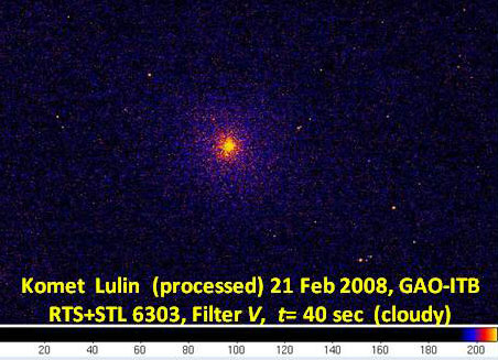 komet Lulin