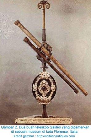 Teleskop Galileo