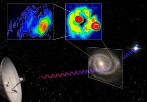 NASA, ESA, STScI & E. Beckwith